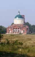 Восстанавливаемая церковь. СВишни